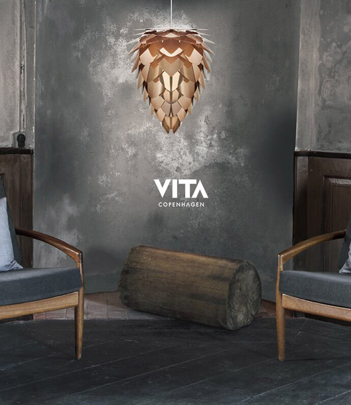 Vita 02032 Conia Lampe Suspension