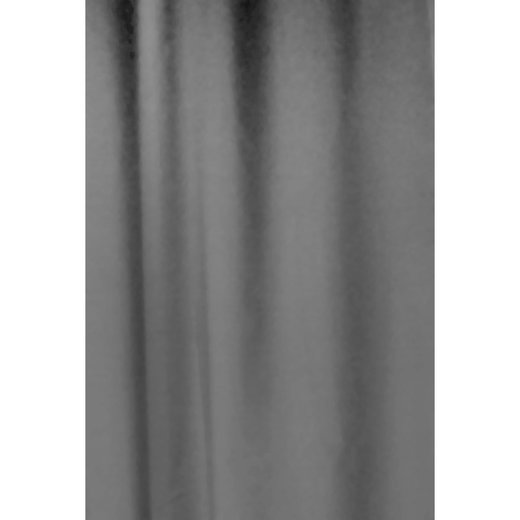 Euroshowers Design Duschvorhang Neutral Grey, 180 x 200 cm, 100% Polyester