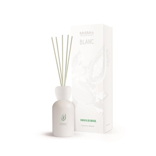 Mr&Mrs Fragrance Blanc Raumduft  Duft-Diffusor Düfte Papaya Do Brasil