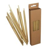 Capventure zuperzozial Wheat Straws, compostable set/60